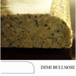 Demi Bullnose Countertop Edge Profile