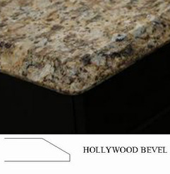 Hollywood Bevel Countertop Edge Profile