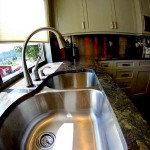 stainless-steel-sink-custom-granite-countertop